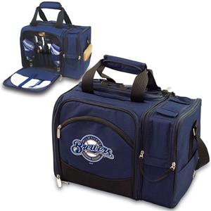 Picnic Time MLB Milwaukee Brewers Malibu Pack