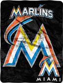 Northwest MLB Marlins Triple Play Micro Throw