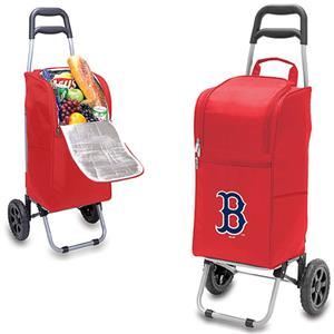Picnic Time MLB Boston Red Sox Cart Cooler