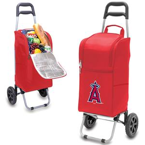Picnic Time MLB Los Angeles Angels Cart Cooler