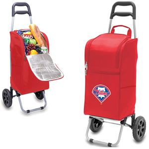 Picnic Time MLB Philadephia Phillies Cart Cooler