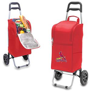 Picnic Time MLB St. Louis Cardinals Cart Cooler