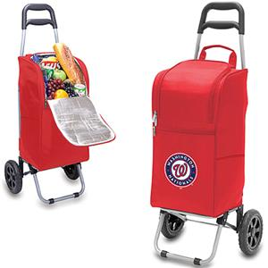 Picnic Time MLB Washington Nationals Cart Cooler