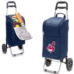 Picnic Time MLB Cleveland Indians Cart Cooler