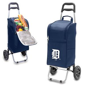 Picnic Time MLB Detroit Tigers Cart Cooler
