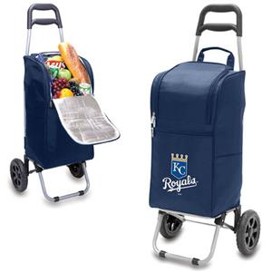 Picnic Time MLB Kansas City Royals Cart Cooler