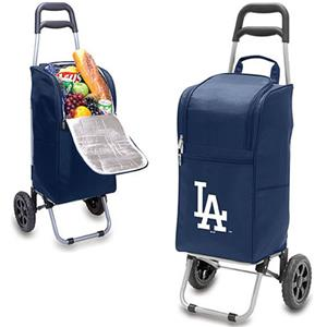 Picnic Time MLB Los Angeles Dodgers Cart Cooler