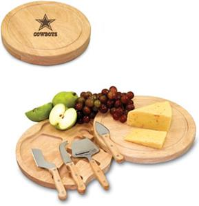 Picnic Time NFL Dallas Cowboys Circo Board
