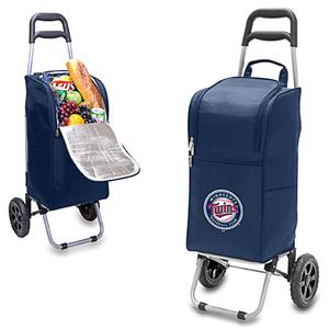Picnic Time MLB Minnesota Twins Cart Cooler