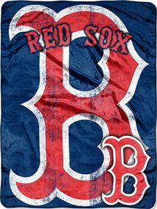 Northwest MLB Red Sox Triple Play Micro Throw