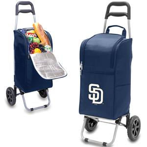 Picnic Time MLB San Diego Padres Cart Cooler