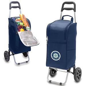 Picnic Time MLB Seattle Mariners Cart Cooler