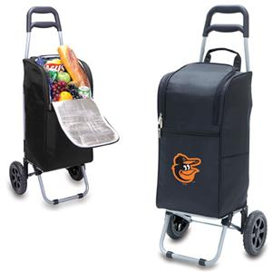 Picnic Time MLB Baltimore Orioles Cart Cooler