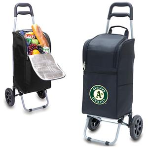 Picnic Time MLB Oakland Athletics Cart Cooler