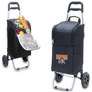 Picnic Time MLB Pittsburgh Pirates Cart Cooler