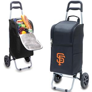 Picnic Time MLB San Francisco Giants Cart Cooler