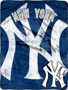 Northwest MLB Yankees Triple Play Micro Throw