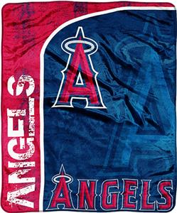 Northwest MLB LA Angels Jersey Micro Throw