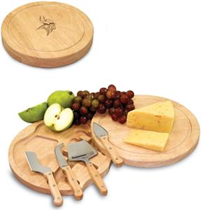 Picnic Time NFL Minnesota Vikings Circo Board