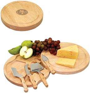 Picnic Time NFL San Francisco 49ers Circo Board