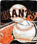 Northwest MLB San Francisco Giants Sherpa Throw