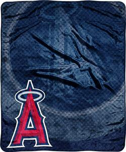 Northwest MLB LA Angels Retro Super Plush Throw