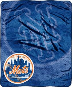 Northwest MLB New York Mets Super Plush Throw