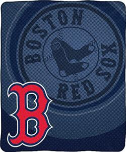 Northwest MLB Boston Red Sox Plush Throw