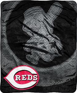Northwest MLB Cincinatti Reds Super Plush Throw