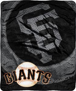Northwest MLB San Francisco Giants Plush Throw
