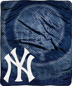 Northwest MLB New York Yankees Super Plush Throw