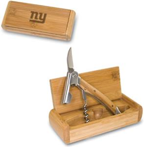 Picnic Time NFL New York Giants Corkscrew