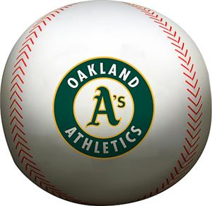 Northwest MLB Oakland Athletics Woochie Pillows