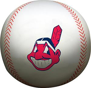 Northwest MLB Cleveland Indians Woochie Pillows