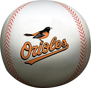 Northwest MLB Baltimore Orioles Woochie Pillows