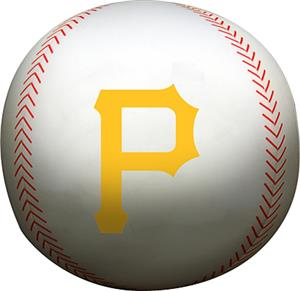 Northwest MLB Pittsburgh Pirates Woochie Pillows