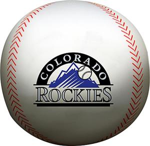 Northwest MLB Colorado Rockies Woochie Pillows