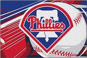 Northwest MLB Philadelphia Phillies Acrylic Rug