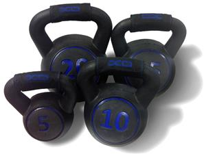 XD Fitness &amp; Sports Training Kettlebell Weights