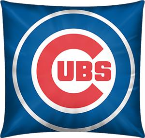 Northwest MLB Chicago Cubs Embroidered Pillow