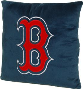 Northwest MLB Red Sox Embroidered Pillow
