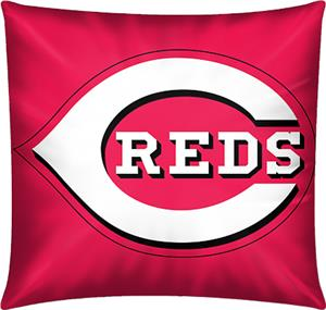 Northwest MLB Cincinnati Reds Embroidered Pillow