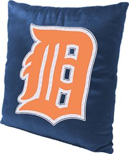 Northwest MLB Detroit Tigers Embroidered Pillow