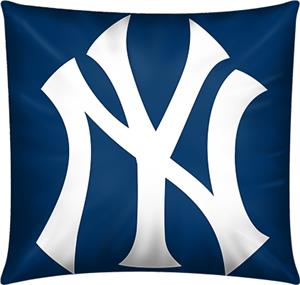 Northwest MLB New York Yankees Embroidered Pillow