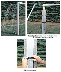 Jaypro Sports Soccer Goal Post Pads