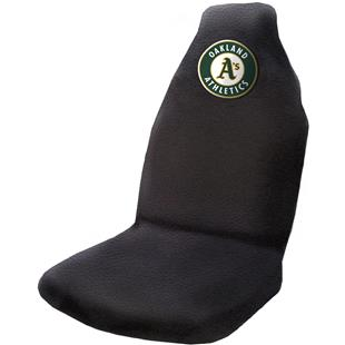 Northwest MLB Athletics Car Seat Cover (each)