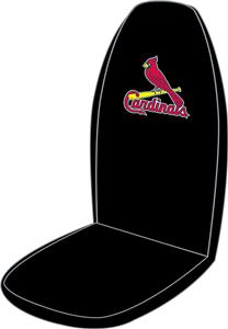 Northwest MLB Cardinals Car Seat Cover (each)