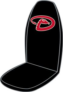 Northwest MLB Arizona Diamondbacks Car Seat Cover