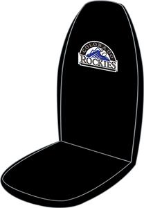 Northwest MLB Colorado Rockies Car Seat Cover