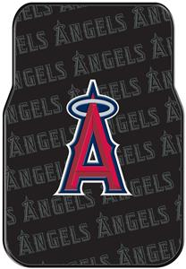 Northwest MLB Angels Car Floor Mat Set